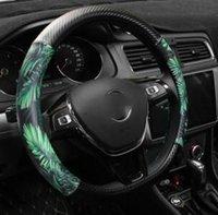 Auto stilvolle Lenkradabdeckung ist bequem und atmungsaktiv für alle Autos