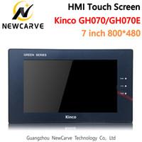 7-Zoll-Touch Screen HMI Kinco GH070 GH070E Ethernet Human Machine Interface Speichererweiterung ersetzen MT4404T MT4424TE NEWCARVE