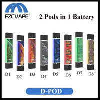 Authentic Kangvape D- Pod Starter Kit 400mAh Double Pod Vape ...