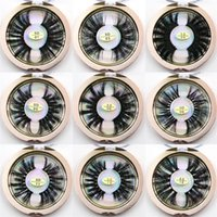 5D 25MM mink Longer Thick false eyelash extended version 25m...