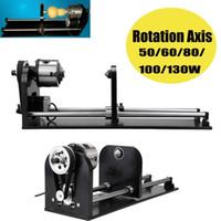 CNC Router Rotary Axis para 50W 60W 80W 100W 130W Laser Engraving máquina de corte cortador gravador