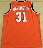 new product 07d04 05dcc 2019 Men #31 Dwayne Pearl Washington College Jersey Syracuse ...