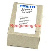 1PC New Festo cilindros SLT-6-30-P-A # RS8