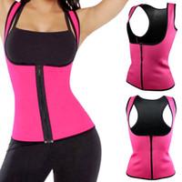 a562b1331b New Arrival. Yoga Running Vest New SEXY Women Neoprene Body Shaper Slimming  Waist Slim Belt Underbust Plus Size ...