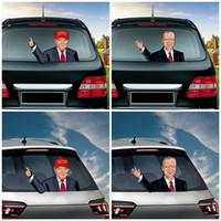 Heiße Verkäufe 2020 Biden Autoaufkleber US-Präsidentschaftswahl Wandaufkleber Wahl Aktivitäten Biden Aufkleber T9I00425