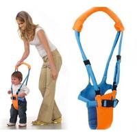Niño Bebé Seguridad Aprendizaje Caminar Cinturón Correa Cómodo Arnés Asistente Walker Keeper Linfe Learning Walker Wings 30pcs