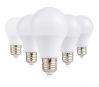 E26 E27 Dimmable Led Bulbs Light A60 A19 12W SMD Led Lights Lamp Warm/Cold White AC 110-240V Energy Saving LLFA