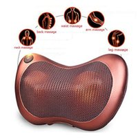 Massage Device Neck Relaxation Pillow Massage Vibrator Elect...