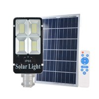 Umlight1688 200w 300w Solar Power Panel LED Street Light Sol...