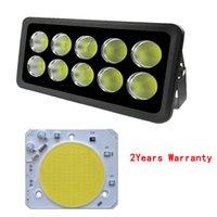 5 pçs / lote Hight PUSSANCE LED CHIP 30W 40W 50W AC220V Light Beads Invio IC inteligente para DIY Holoflight Spotlight