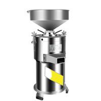 Qualitäts-elektrische Sesame Erdnussbutter-Maschine Stein Schleifen Edelstahl für Gewerbe Erdnussbutter-Maschine 30kg / h