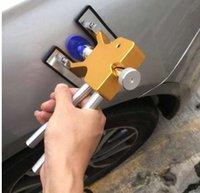 أدوات إصلاح السيارات أداة يدوية مجموعة الأجهزة العملية أدوات النجارة دنت رافع سيارات إصلاح pdr مجتذب 18 علامات إزالة حائل