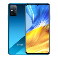 "Original Huawei Honra X10 Max 5G Telefone Celular 6GB RAM 128GB Rom MTK 800 Octa Core Android 7.09 ""Tela Full 48.0MP AI NFC Face Impressão Fingerprint 5000mAh Smart Cell Phone"
