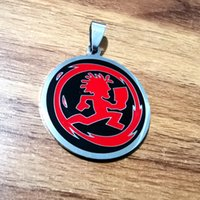 "Hatchetman 1"" SMALL CHARM ABK 316L ICP Insane Clown Posse twiztid RARE JUGGALO"