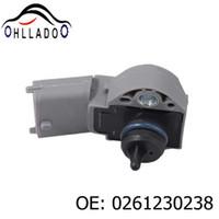 HLLODO Auto-onderdelen Nieuwe Kaartsensor Inlaat Luchtdruksensor 0261230238 0261230239 voor Volvo Hoge kwaliteit