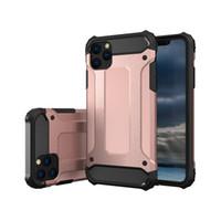 Schwerlast tpu PC-Rüstungs-Kasten für iPhone 12 Pro max SE 11 Pro Max X XR XS MAX 2 in 1 Fall