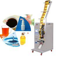 110V 220V líquido máquina de embalagem da máquina de selagem automático de medição electrónico tempero quantitativa molho de soja vinagre máquina de enchimento