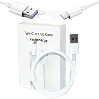Fast Charging USB Charger Cable Type C Sync Data Cable for S...