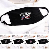 Ready Trump Face Mask USA American President Election Cotton...