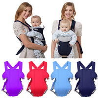 Brand New Regolabile Baby Infant Toddler Newborn Safety Carrier 360 Four Position Lap Strap Soft Baby Sling Carrier 2-30M