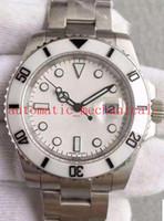 Luxe horloge 2 stijl nieuwe kalender 40mm staal keramische bezel roze wijzerplaat heren horloge 116610 automatische mode herenhorloges horloge
