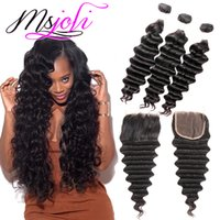 Braziliam Human Hair New Arrival Brazilian Loose Deep Wave B...