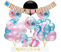 Gender Reveal Balloon Set 36 Inch Gender Reveal Boy or Girl ...