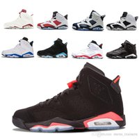 d36c132ca1a51 Acquista Nike Air Jordan 6 Retro Basketball shoes Vendita All ...