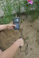 Medidor portátil da umidade do solo portátil do LCD digital, medidor de umidade da areia, medidor de umidade do cimento PMS710 função de Hlold 280mm de 280mm.