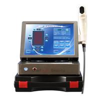 أحدث آلات HIFU 3D عالية الكثافة تركز HIFU الجلد تشديد العلاج التخسيس معدات الموجات فوق الصوتية الجمال
