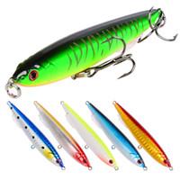 Nowy DUSIFE Ołówek Laser Swimbaits Fishing Lure 9.3 CM 13.5g Wysokiej Quanlity Realistyczna Przynęta Bass
