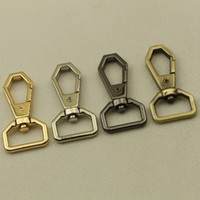 20mm Metal Bag Snap Hook Clasp Buckle DIY Luggage Leather Ba...
