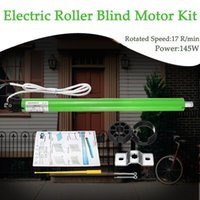 Home TM35S 220V Tubular Motor Roller Shade Electric Curtain ...