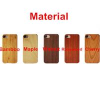 Real Bamboo / Деревянный корпус + ПК для iPhone X XS MAX XR 11 11PRO 11PROMAX Жесткий чехол Резьба Деревянный бамбук Samsung Smartphone Shell Protector