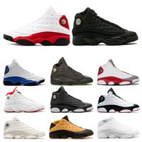 13s 13 Cheap Men He Got Game Basketball Shoes Black Cat Melo...