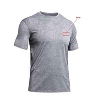 NEUE 2019 Sommer Outdoor Strumpfhosen GYM Laufsport dünne Basketball Trainingst-shirts Männer