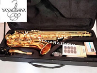 New Japan Yanagisawa T- 902 Tenor Bb Tenor saxophone playing ...