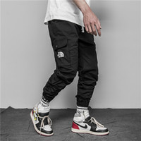 606371db6a667a 19ss New Arrvial Paris The North Overall Pants elastic waist track Face  Trousers Men Women fashion sport Jogger Sweatpants Outdoor Pants