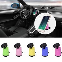 Fragrant Car Holder Perfume Magnetic Mobile Phone Holder Sta...