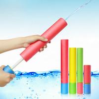 EVA Pistola Blaster Shooter Bombeo Pulverizador Pistola de agua Piscinas de verano Juguetes para niños