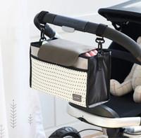 Детская коляска сумка Организатор Мумия Пеленки сумки малышей материнства подгузник сумка Многофункциональный Путешествия Мумия Nursing сумка 4 Designs DW4437