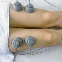 EMS máquina músculo fisioterapia estimulação TOCE radial choque máquina de terapia por ondas para reilf dor corpo / terapia de ondas de choque ED física