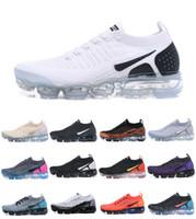 238f7d0c25a4a Wholesale vapor max online - New Designers Vapors Rainbow air BE TRUE Men  Woman Shock Running