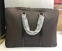 PU حقيبة جلدية بسيطة رجل داندي حقيبة جلد سليم حقيبة الصلبة كبير محمول رجل الأعمال حقيبة حقيبة رسول حقيبة للرجال