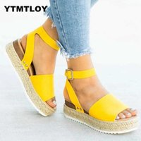 Sandalias calientes mujeres cuñas zapatos zapatos bombas tacones altos sandalias verano flip flop chaussures femme plataforma sandalias sandalia feminina
