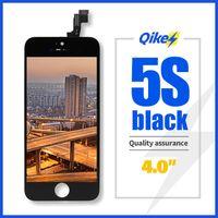 LCD 디지타이저 터치 스크린 디스플레이 교체 조립 아이폰은 블랙 공장 가격 최고의 품질 5S