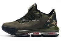 Cheap Mens 16 Low Basketball Shoes For Sale Army Green Black...