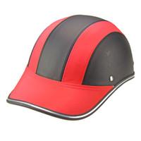 Universalschutz High Strength Helm-Fahrrad-Motorrad-Reitgebirgsfahrrad Sicherheit im Freien halben Abdeckung Durable Bunte
