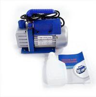 2019 En Gros livraison gratuite Pompes 1/4 HP 3CFM Puissance Puissance Pompe À Vide Bleu Fournitures Industrielles MRO Hydraulique
