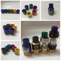 Nice Snake Skin 810 Resin Drip Tip Wide Bore Mouthpiece Mout...